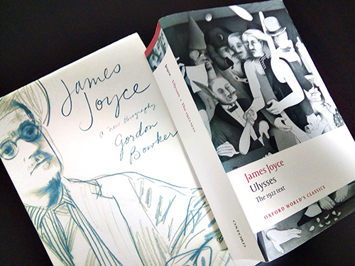 essay, エッセイ, Ulysses, Oxford World's Classics, 1922 text, biography, James Joyce,